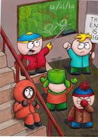 Cartman's Apocalypse by Lady-KL