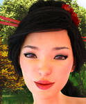 Yeon-Mi - Portrait