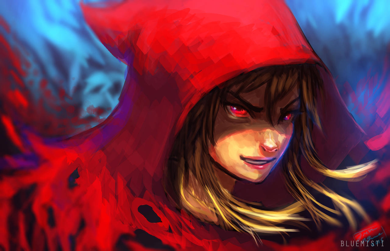 Red Riding Hood by Bluemisti