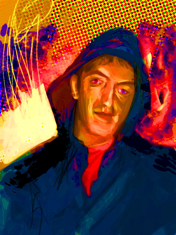 Self Portrait 2 by gringoloco