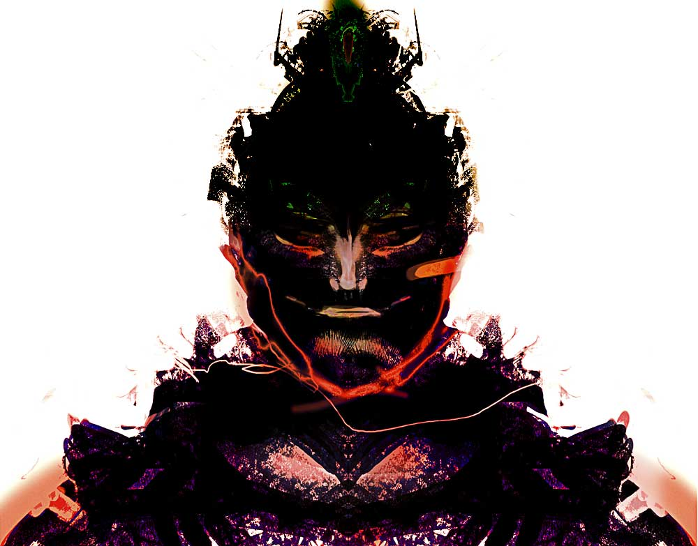 FACES - Warrior by gringoloco