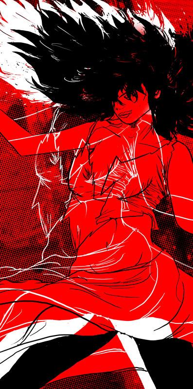 Baila Roja Baila by gringoloco