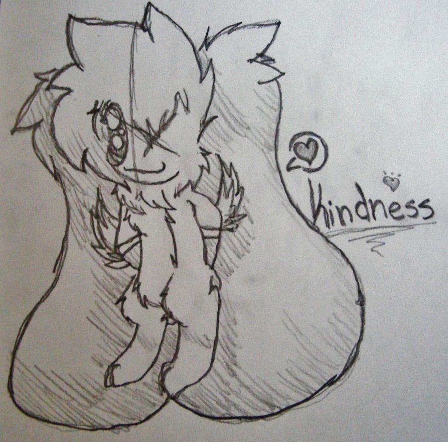 Kindness gDoll by Foxxilin
