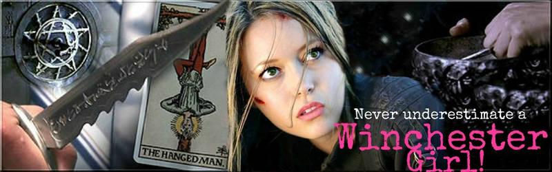 Deanna Winchester Header