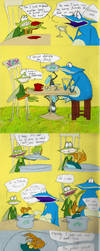 the toad story by FairyLy