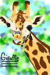 Giraffe by ViZualBurZt