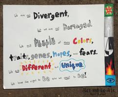 We are not Divergent.. by ViZualBurZt