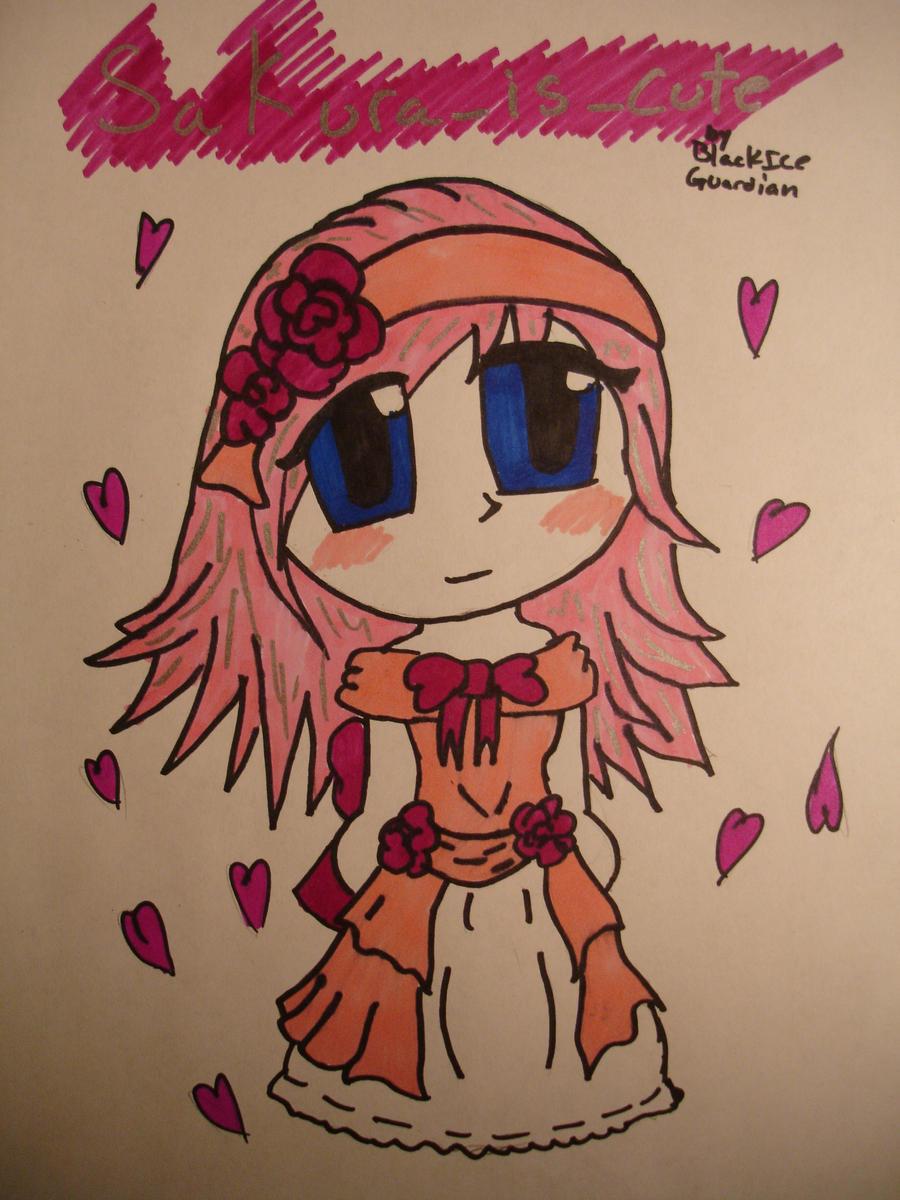 Sakura_is_cute gaia avi by Blue-Fire-likes-pie
