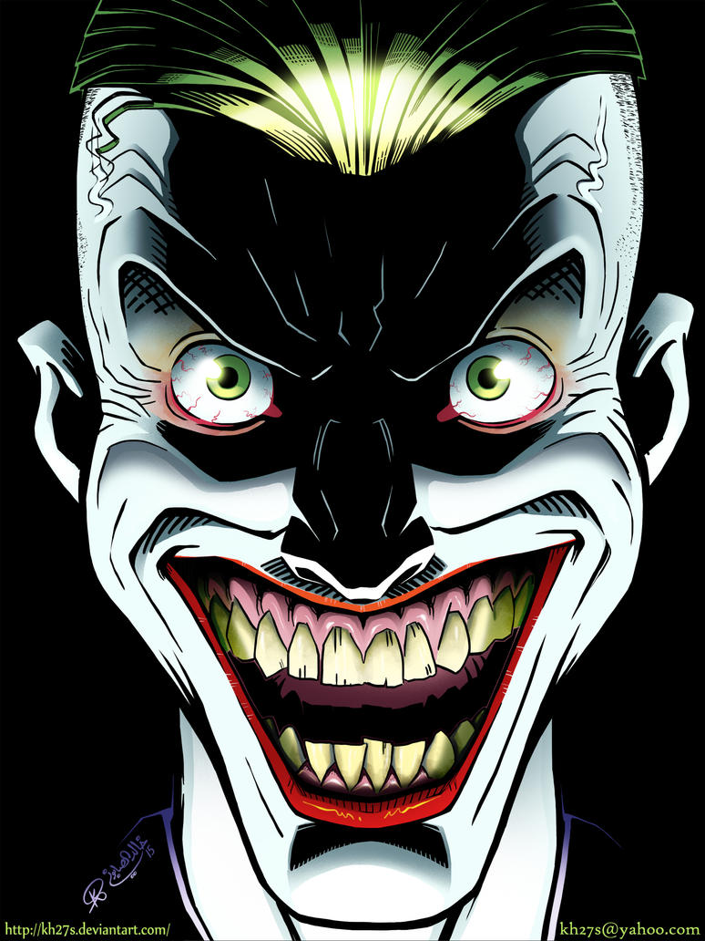 Joker by kh27s