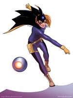 Batgirl by kh27s
