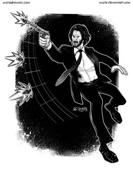 John Wick - Inks
