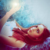 Ocean's fairy by Last-Delight