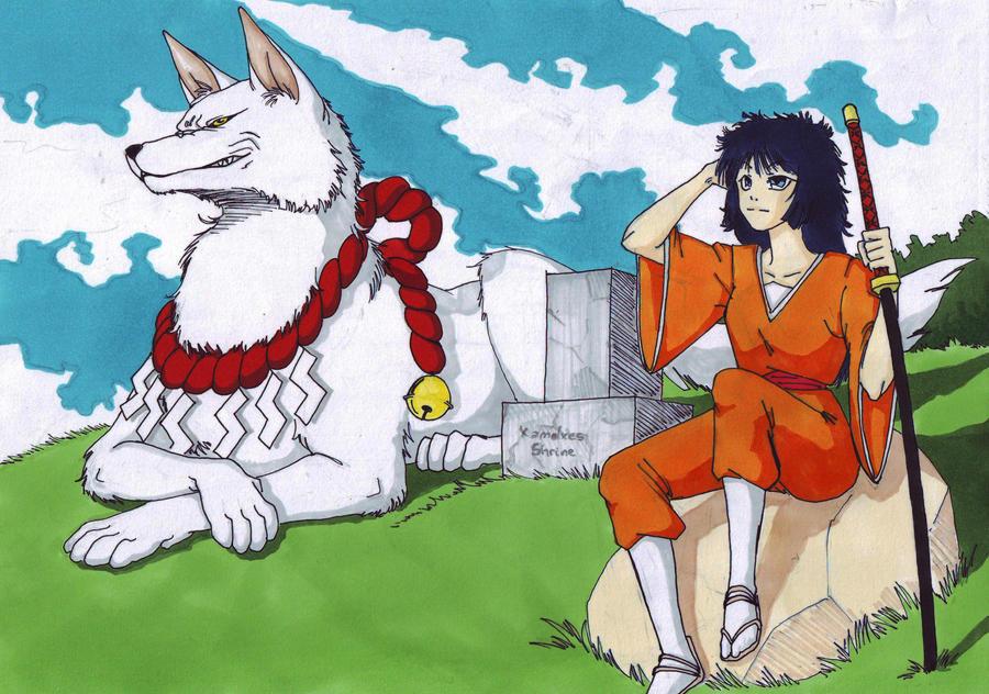 Dacian daughter wolf g...