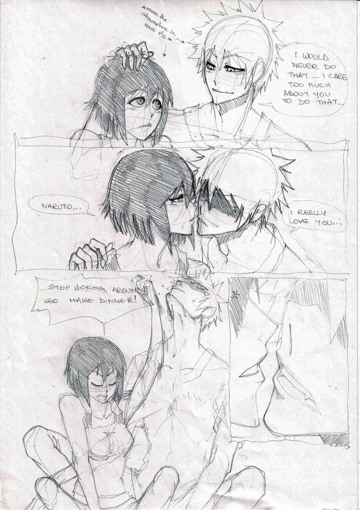 manga sketch page 2 by minamino18sayuri on DeviantArt