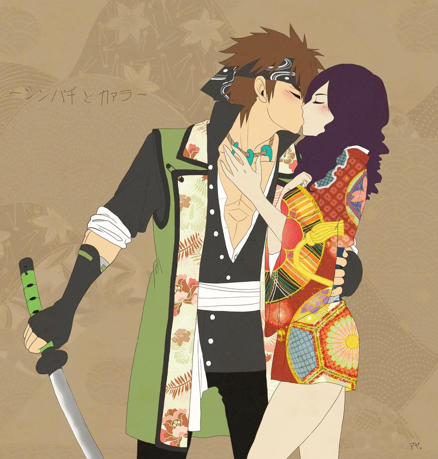 Naruto Oc Aya By Minamino18sayuri On Deviantart: ~Stay Safe, Love~gift Drawing~ By Minamino18sayuri On