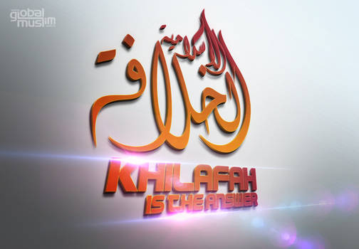 Khilafah is the Answer