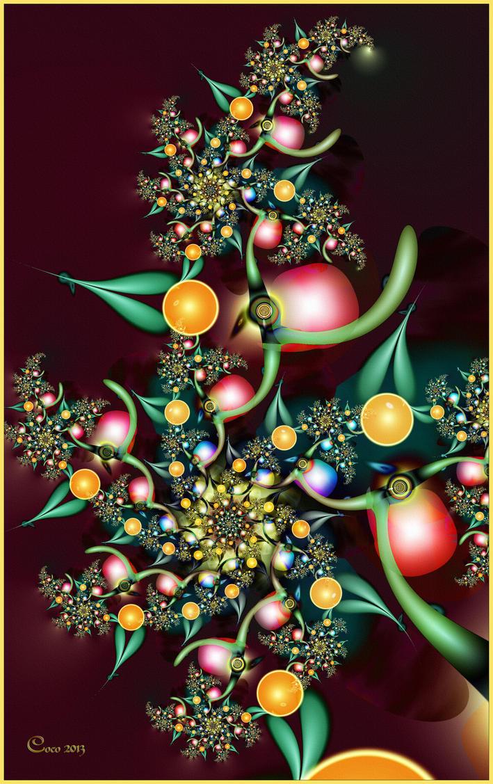 Fruit Drops by kayandjay100