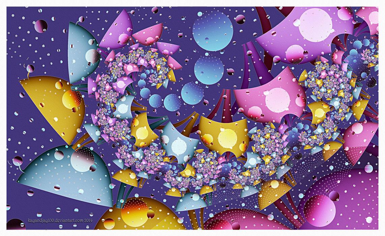 Floating Bubbles by kayandjay100