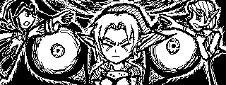 Miiverse: - Terrible Fate - by Erynfalls