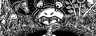 Miiverse: - When The Night Has Come... - by Erynfalls