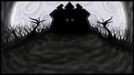 - Luigi's Haunted Home - by Erynfalls