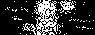 Miiverse: - May The Stars Shine Down On You... - by Erynfalls