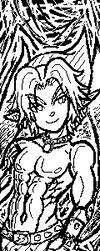 Miiverse: - Zelda: Half-Zora Link - by Erynfalls