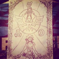 - Legend of Zelda: Sacred Realm (Paper Version) - by Erynfalls
