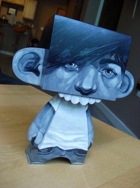 portrait custom madl by tylercoey