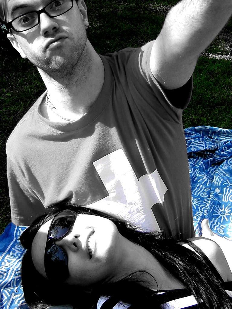 Andreas+Morena by darkmercy