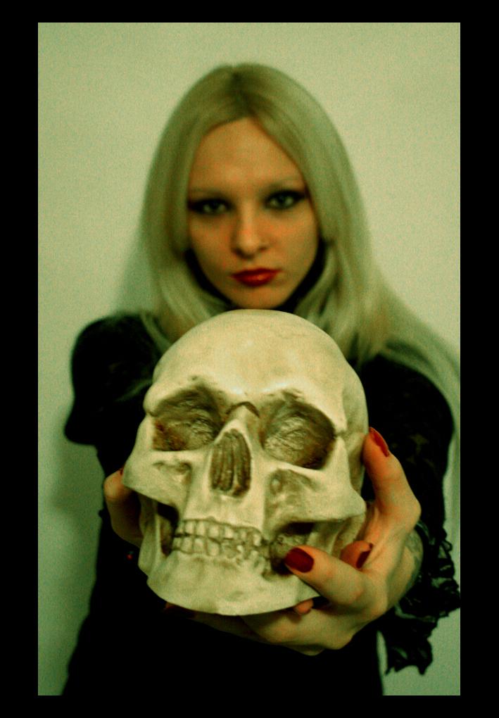 skull by darkmercy