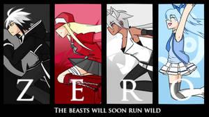 [ZERO (Beasts) ] Team Poster by KatsuragiRyuu