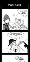[RWBY] Pickpocket by KatsuragiRyuu