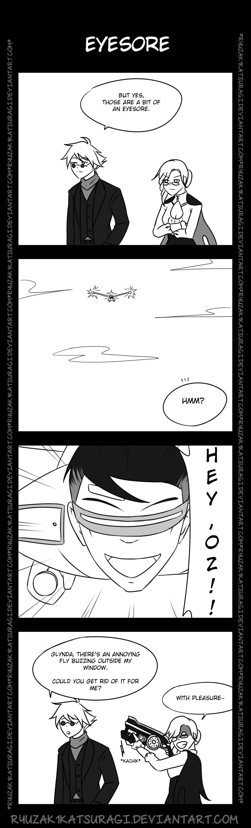 [RWBY] Eyesore by Ryuzak1Katsuragi