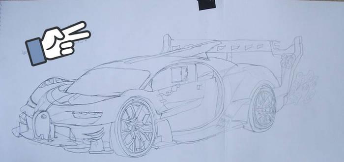 Bugatti Vision Grand Turismo