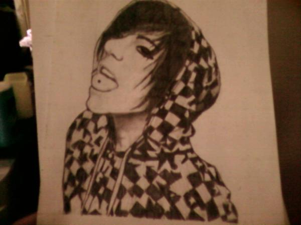 Emo drawlz by Zantana