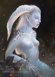 The Dragon Priestess