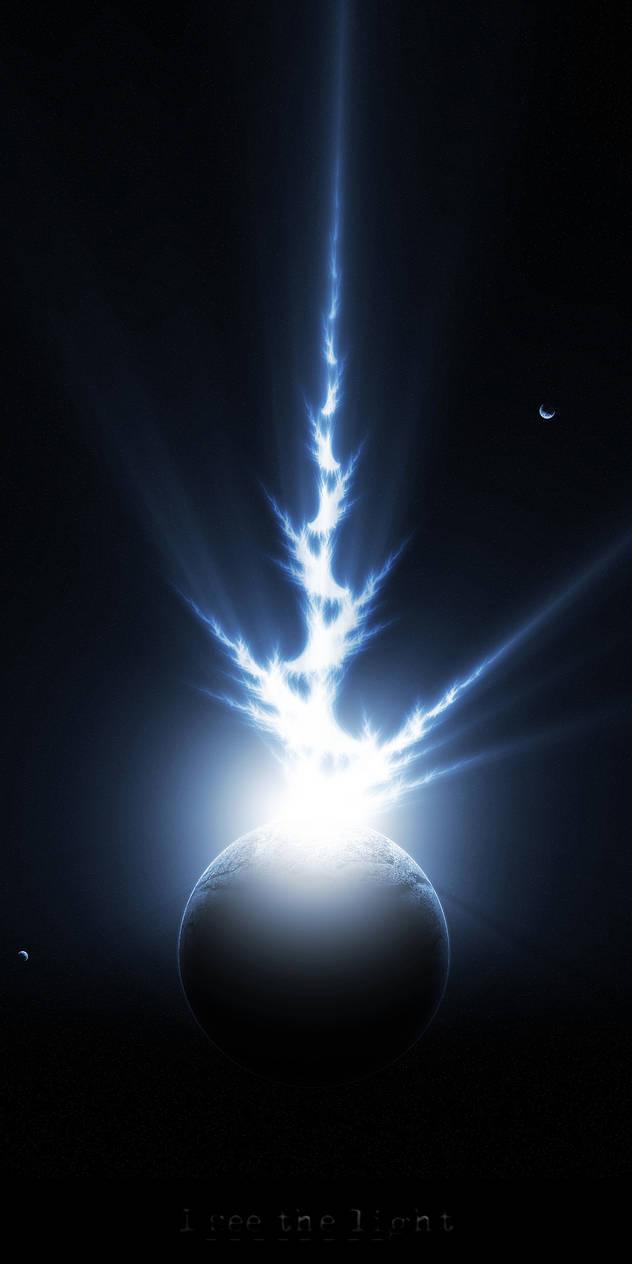 I see the light by Jaaku-Monkey