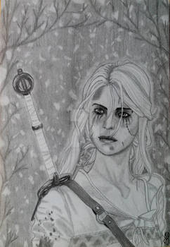 Ciri - The Witcher
