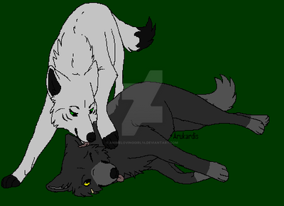 ~Rebel and Syra~ Because You Are Different by Animelovinggirl14