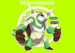 Mega Chesnaught!