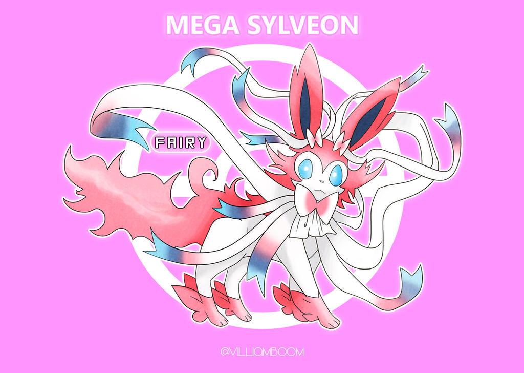 Pokemon Mega Sylveon