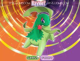 Alolan Bayleef!! by villi-c