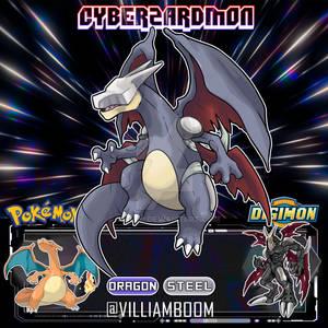 Cyberzardmon!