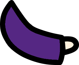 Bent arm, purple trenchcoat