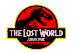 The Lost World Logo [Red Version]