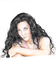 Amy of Evanescence Stage one by animaddict