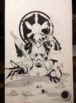 Deadpool/Stormtrooper tattoo inks (1 of 2)