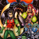 Teen Titans WIP