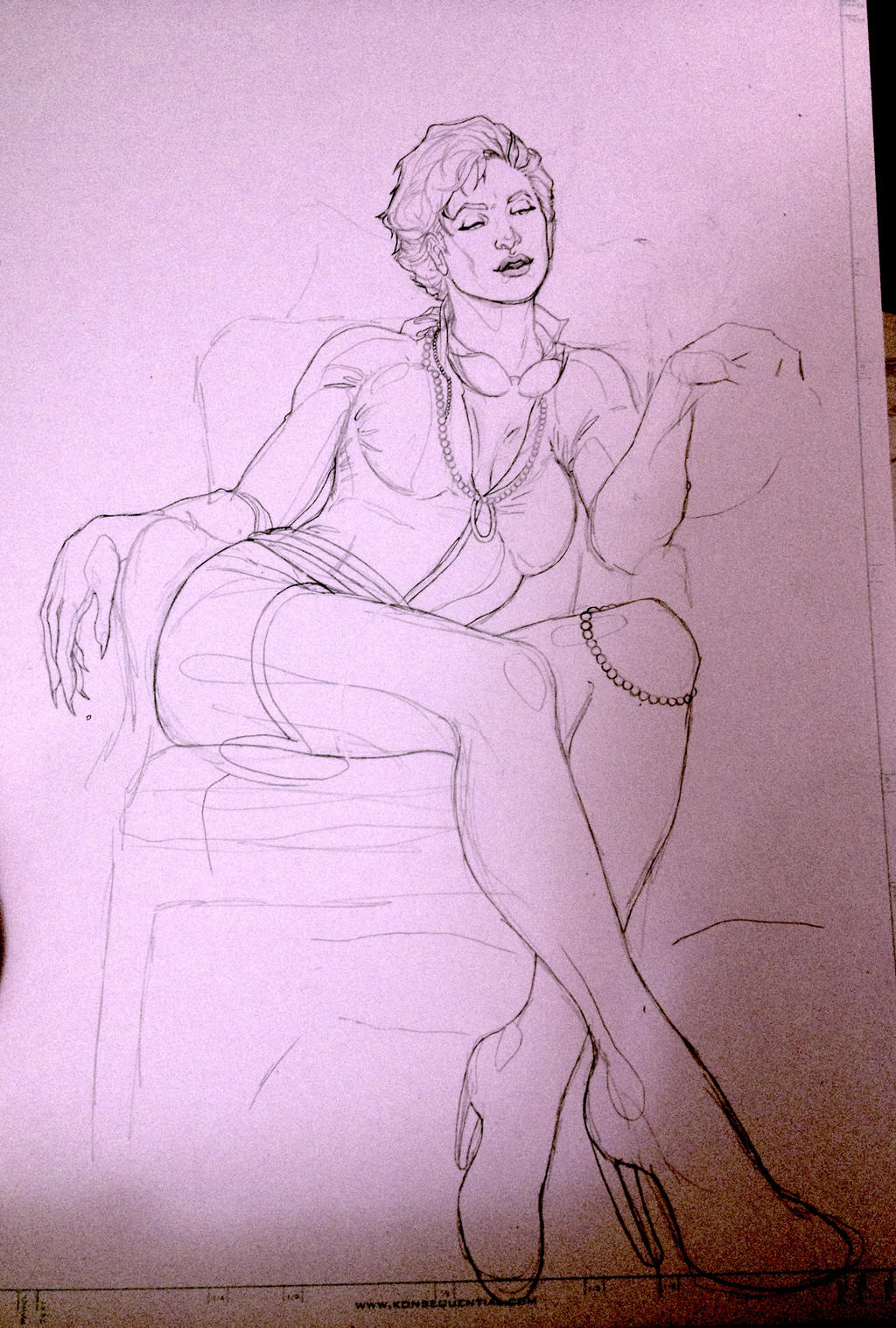 Catwoman (wip) by animaddict